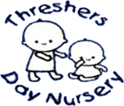 Threshers Day Nursery Logo